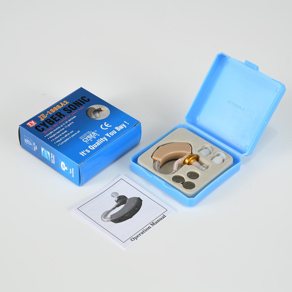 耳挂式声音放大器集音器 JZ-1088A2