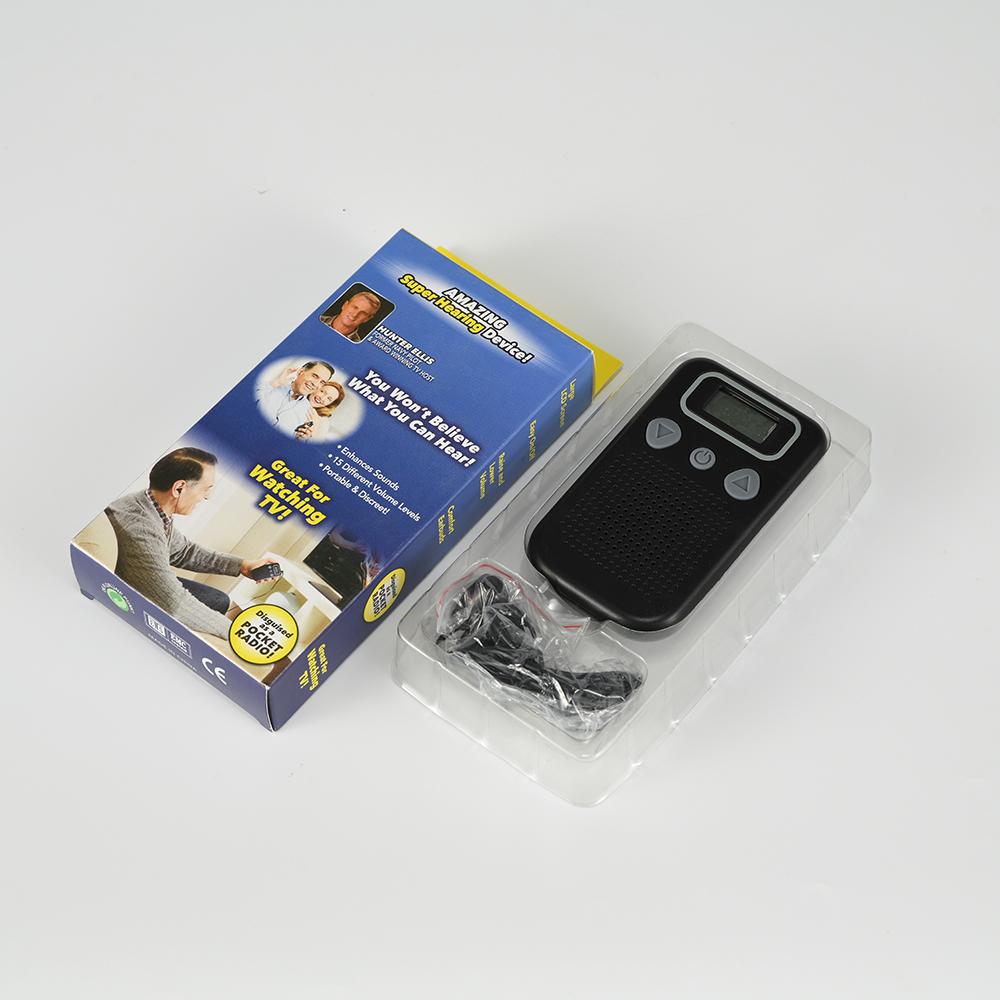 盒式式助听器  JY-2019A