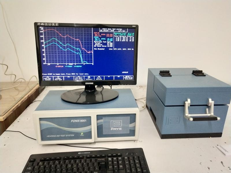 Fonix 8001设备