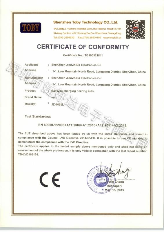 TB190521811(1088L-CE-LVD证书)
